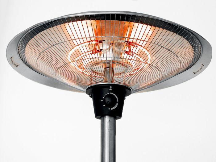firefly heatlab 2100w adjustable patio heater 2