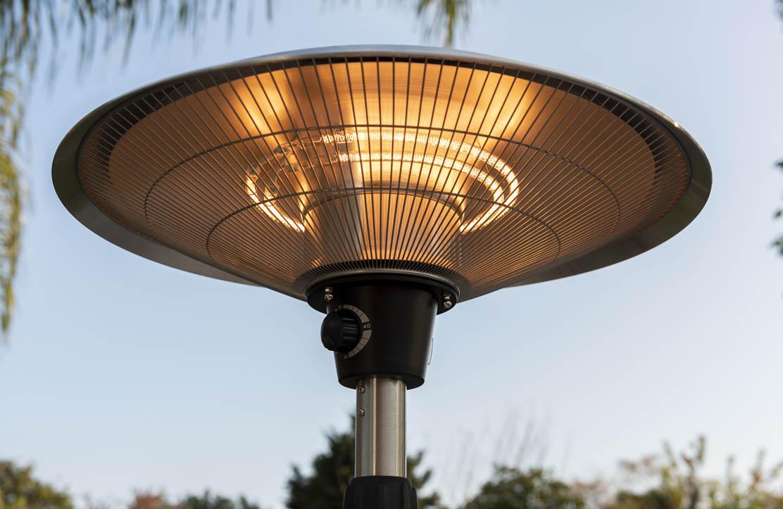 firefly heatlab 2100w adjustable patio heater 3