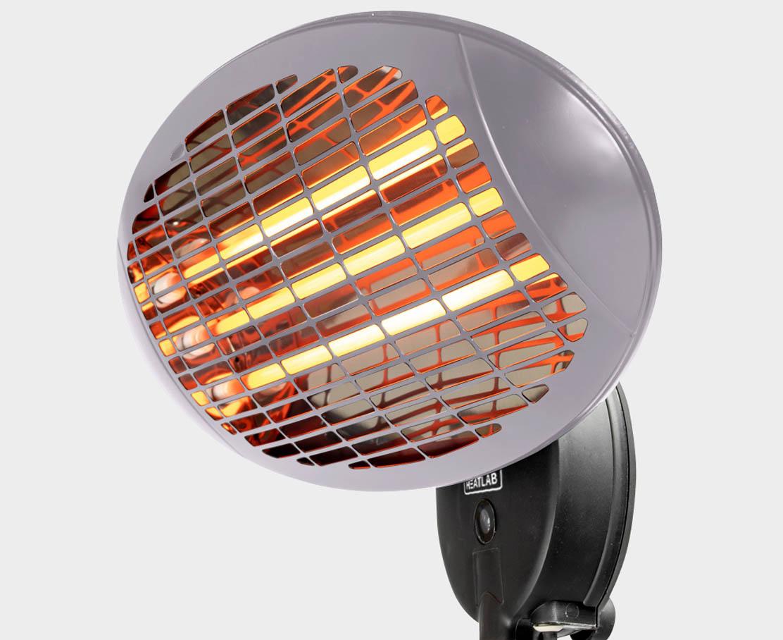 Heatlab Firefly 2000W Free Standing Patio Heater