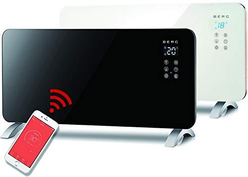 BERG - Smart Wi-Fi Electric Glass Panel Radiator