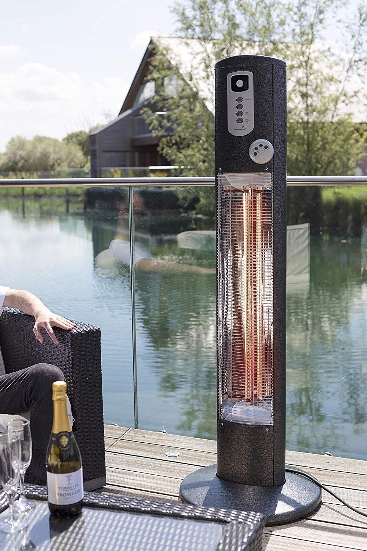 Warmwatcher 3kW Helios Electric Patio Heater
