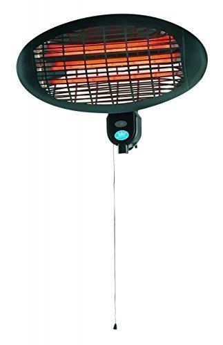 Prem-I-Air 2kW Weatherproof Wall Mounted Patio Heater