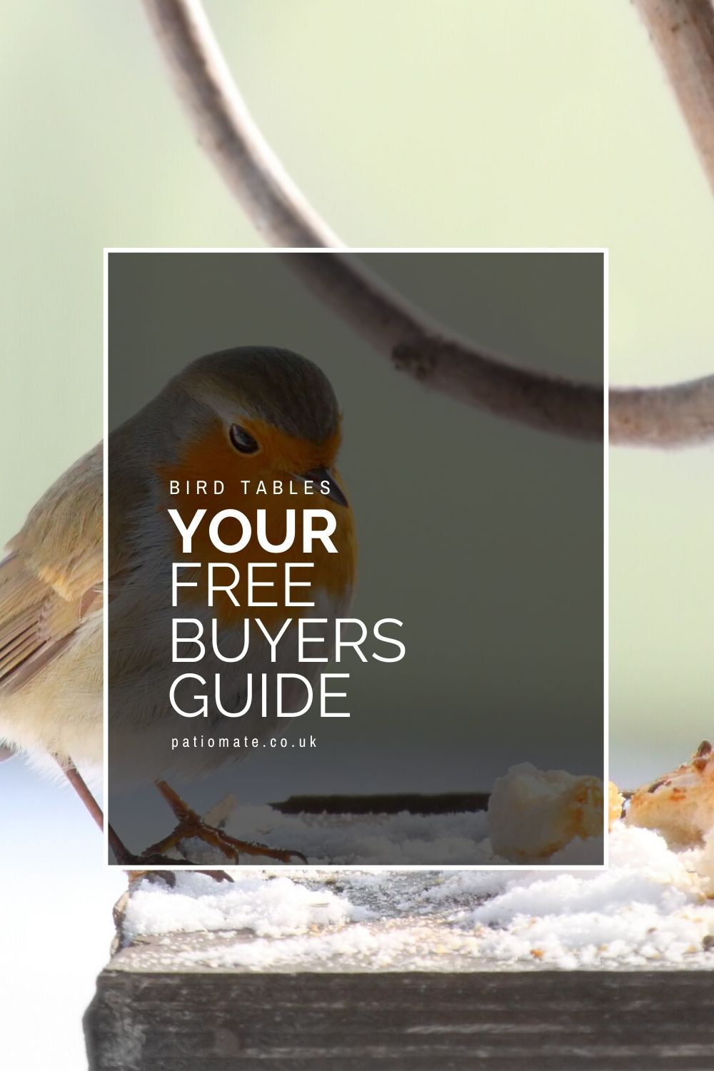 Bird Tables - Your Free Buyers Guide by PatioMate.co.uk
