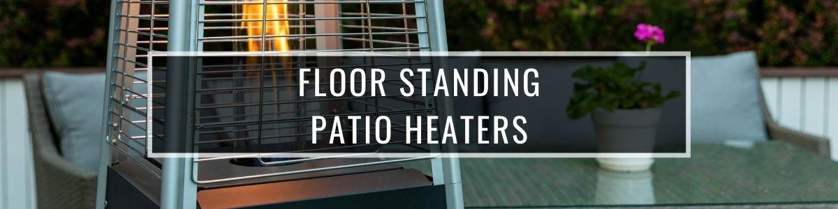 Floor Standing Patio Heaters