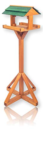 maypole anti fungal heavy duty bird table hand built in the uk