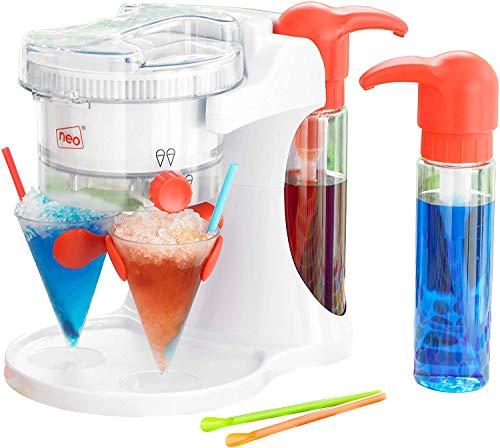 neo ice snow cone slushie slushy slush maker ice scraper drinks machine