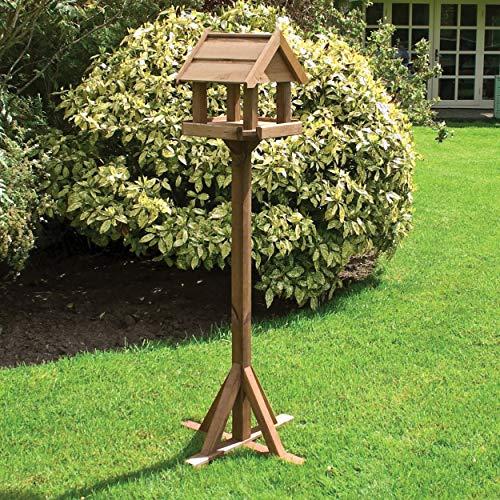 rowlinson bisley bird table