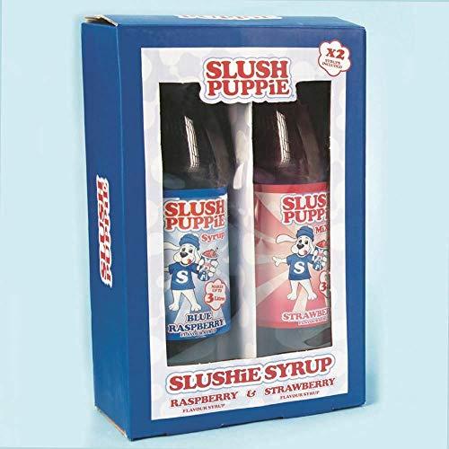 slush puppe slush puppie syrup giftset multi colour 2 x 500 ml bottle