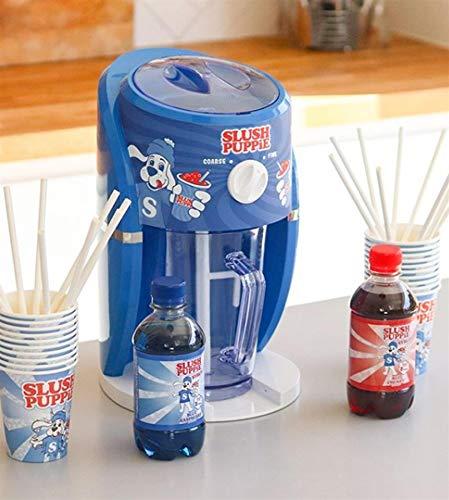 slush puppie slushie machine set slush puppie blue raspberry syrup slush
