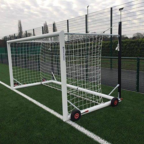 24x8 732 x 244 freestanding uefa football box goal portable 11 a side