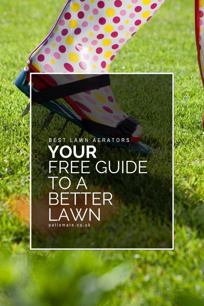best lawn aerators scarifiers
