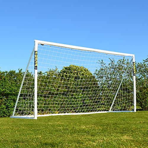 forza 12 x 6 football goal locking model the only goal that can be left