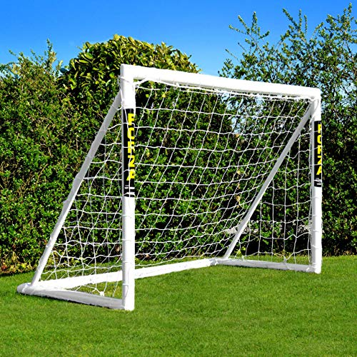 forza 6 x 4 football goal the only goal that can be left outside in any