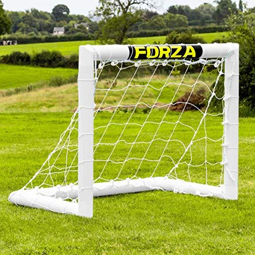 forza kids goal 3ft x 25ft pvc football goal mini target goal goal only