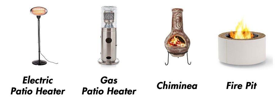 gaselectricpatioheatersvsfirepitsandchimineas