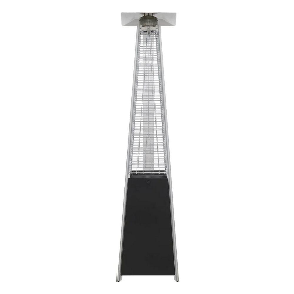Dellonda 13kW Black Pyramid Heater