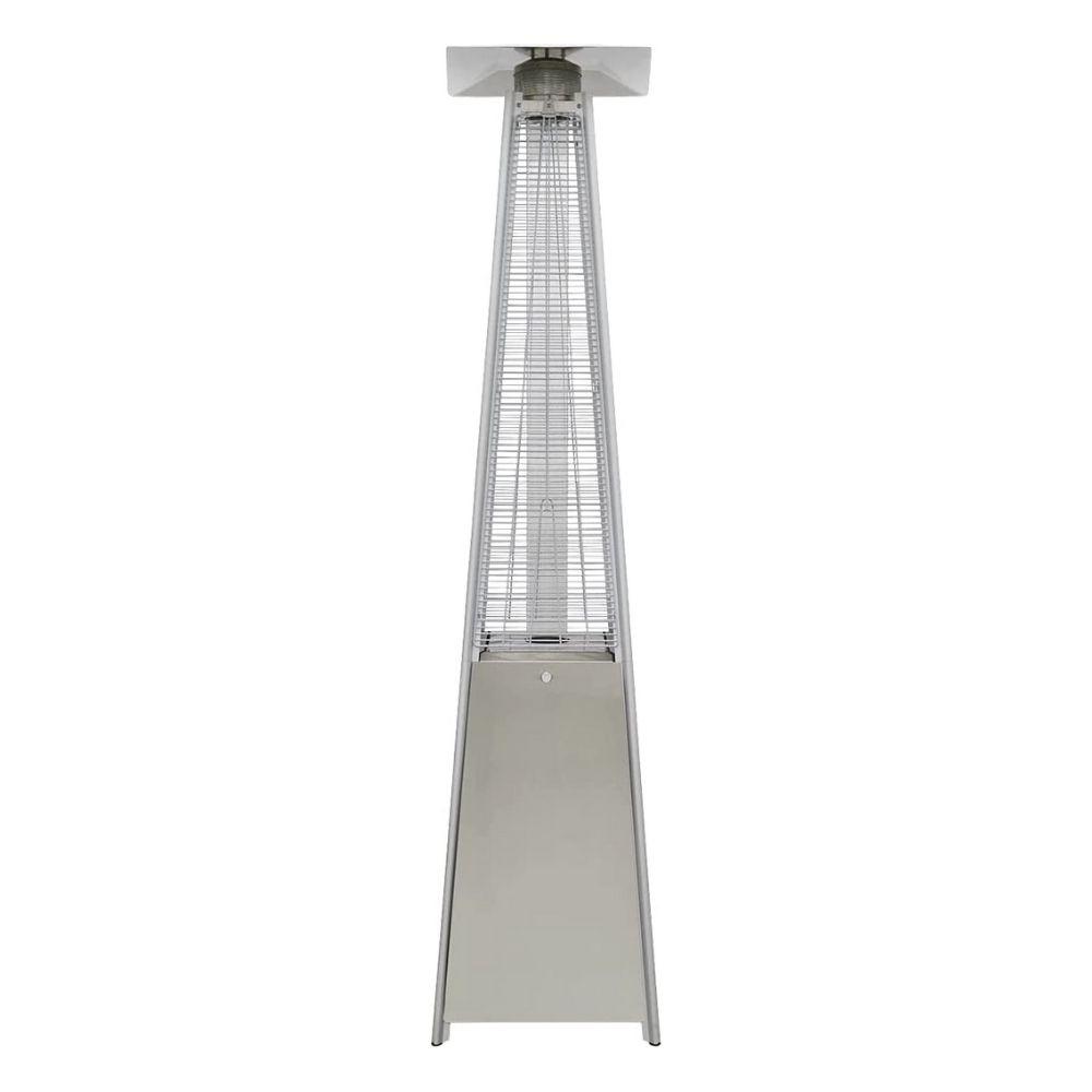 Dellonda 13kW Stainless Steel Pyramid Heater