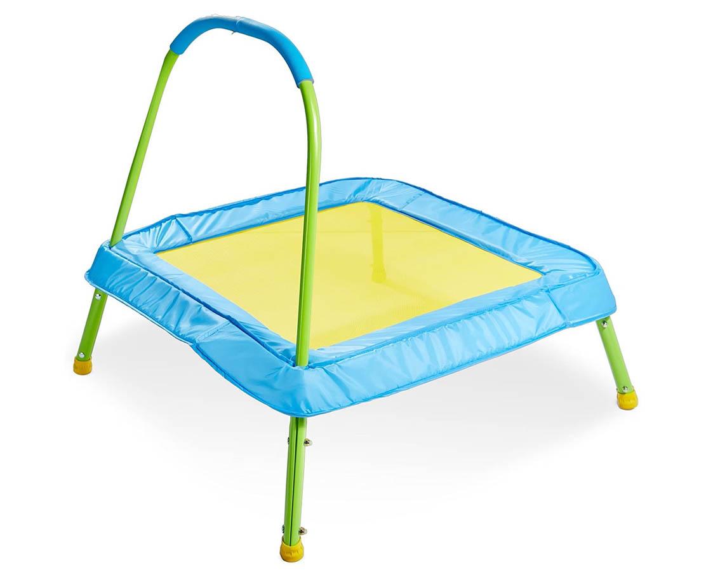 Worlds Apart Kid Active Easy Assembly Children's Junior Indoor Outdoor Trampoline