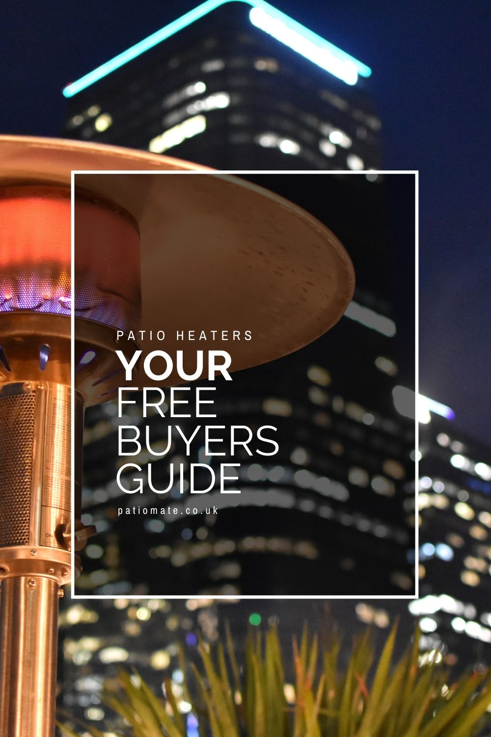 patio heaters buyers guide
