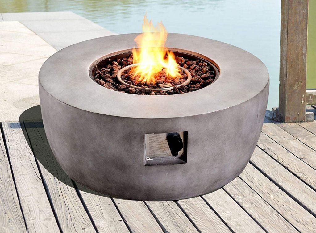 peaktop round stone propane gas fire pit 1024x755 1
